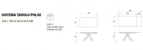 IBILI 903812/ /Ciotola con Piede Bianco 12/CMS.